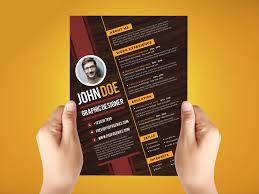 Graphic Resume Templates Impressive 48 Best Free Resume Templates For All Jobs Kazi Mohammed Erfan