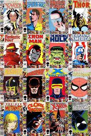 Vintage Marvel Comics Wallpapers ...