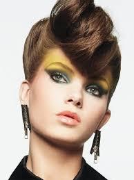 80s hair and makeup 80s makeup tutorial how to do 80s makeup 80s punk