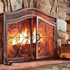 fireplace screens and doors. Must-have Fireplace Screen With Doors For Your Home Screens And Z
