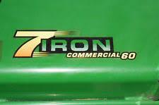 john deere 4120 tractors john deere 7 iron commercial 60 decal 2320 3320 3520 3720 4120 4320 tcu51200