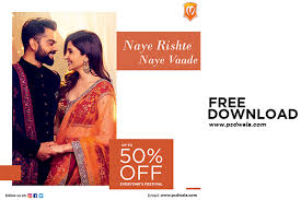 Fashion Banner Indian Traditional Fashion Banner Design Psd Template