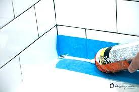 bathtub caulking tape caulk strip bathtub caulk strips caulk strip around toilet caulking tub masking tape