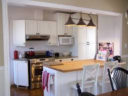 Kitchen Lighting Over Island Small White Kitchen Island Kitchen With White Kitchen Cabinet