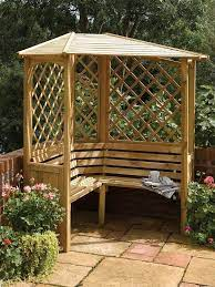 balm arbour corner styled seating