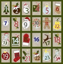 advent calander advent calendar chepstow school