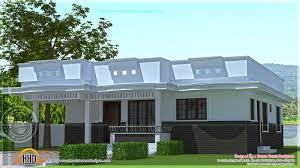 best single floor house plans india