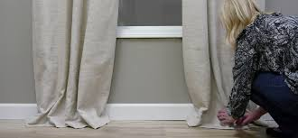 window sheers styling tips and ideas for interior decoration. Tiny Video Tips: 4 Ways To Style Puddled Curtains Window Sheers Styling Tips And Ideas For Interior Decoration