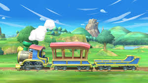 The young hero can then attach them to the spirit train upon receiving them from linebeck iii if he so chooses; Spirit Train Smashwiki The Super Smash Bros Wiki