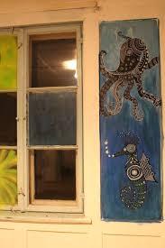 Fenster Bemalen