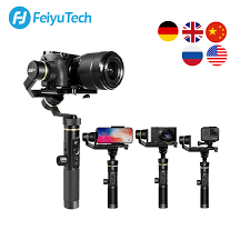 <b>FeiyuTech G6 Plus 3 Axis</b> G6P Handheld Gimbal Stabilizer for ...