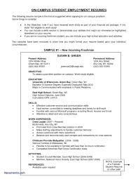 High School Diploma On Resume Stunning Resume Cover Letter High School Student Resume Objective Examples