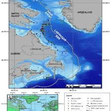Flemish Cap Chart Hs Map For Northern Bottlenose Whales In The Northwest