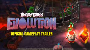 Angry Birds Evolution | Official Gameplay Trailer - YouTube