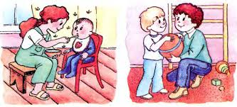 Семья Отношения забота и взаимопонимание в семье Обязанности  Младшие не могут делать того что ты уже умеешь Грудные дети требуют особого внимания поскольку они совсем беспомощны Старшие сильнее значит у них