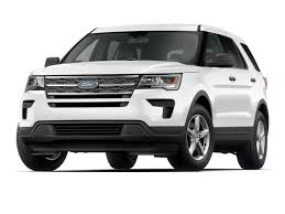 2018 ford explorer interior. Beautiful Ford 2018 Ford Explorer SUV And Ford Explorer Interior