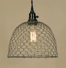 chic en wire chandelier home design ideas intended for popular house en wire chandelier ideas