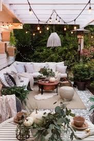 Pin by Lola Carpenter on home   Fall patio, Outdoor patio space, Backyard  decor
