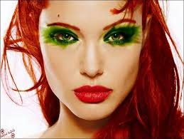 67 best poison ivy images on makeup carnival and ic con