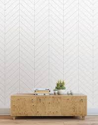 Herringbone <b>Wallpaper</b> Peel and Stick Tiles, <b>Modern Wallpaper</b> ...