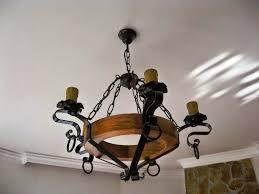 image of rustic light fixtures