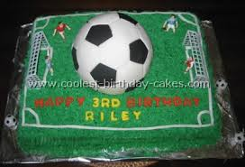 Coolest Soccer Cake Ideas to Make Awesome Soccer Cakes