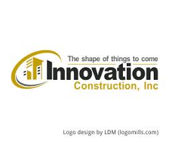 Construction Company Logo Design Logo Design Mills