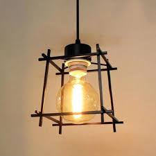 lighting rustic lantern pendant light large wood beam chandelier industrial steel fashionable cool lights kichler metal wire lamp