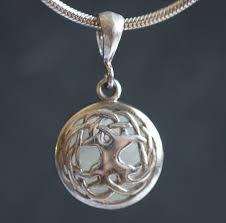 tree of life solstice edition pendant with rainbow moonstone