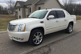 Remember When There Was a Cadillac Escalade Pickup? - Autotrader