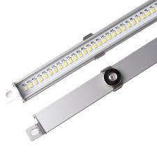 E2 Lighting Inc Magnetic Troffer Linear Strip Light Kit Magnetic Strip