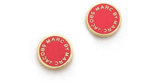 marc jacobs classic marc enamel logo