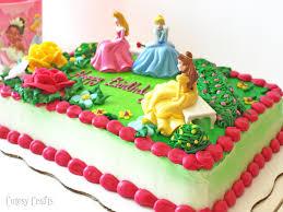 Disney Princess Birthday Celebration Cutesy Crafts