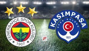 Fenerbahçe - Kasımpaşa maçı şifresiz ne zaman, saat kaçta, hangi kanalda? ( Fb - Kasımpaşa 11'ler) - Fenerbahçe (FB) Haberleri Spor