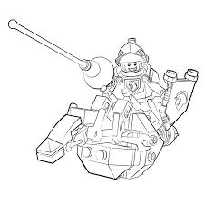 Lego Nexo Knights Kleurplaten Kleurplatenpaginanl Boordevol
