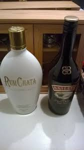 How To Decorate Empty Liquor Bottles Rum Chata Bailey's Irish Cream 100ml Empty Liquor Bottles Crafts 76