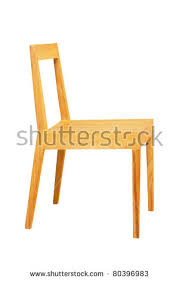 wooden chair side view. Delighful Wooden Wooden Chair Side View Isolated On White For Wooden Chair Side View C