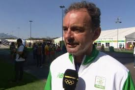 Stephen Martin Olympic Council Of Ireland Ceo Stephen Martin Steps Down