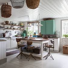 Shabby Chic Kitchens Shabby Chic Kitchen Decor Nifty Style Then Ways To Decorating A