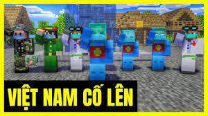 Lớp Học Quái Vật ] VIỆT NAM CỐ LÊN VƯỢT QUA COVID-19 | Minecraft Animation  - YouTube