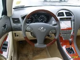 Parchment Interior 2010 Lexus ES 350 Photo #42870222   GTCarLot.com