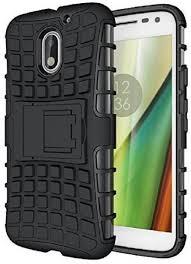 motorola e4 plus case. space case back cover for motorola moto e4 plus l