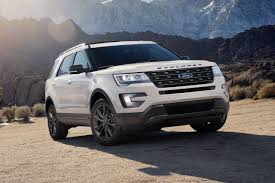 2018 ford explorer interior. contemporary ford 2018 ford explorer xlt 4dr suv exterior sport appearance package shown inside ford explorer interior
