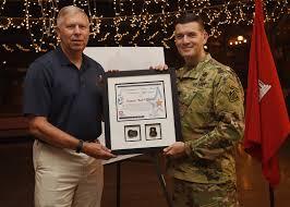 Retiree Bob Sneed receives Distinguished Civilian Employee ...