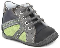 Bellamy Bobi Choco Pistache Lace Up Boots On La