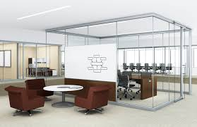 office workspaces. Slide Background Office Workspaces C