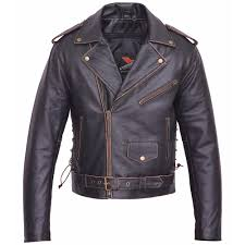 men motorcycle leather jacket american eagle live to