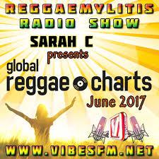 Reggae 2017 Charts The Global Reggae Chart June 2017 On Reggaemylitis Radio