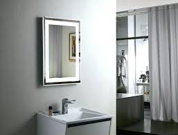 Bathroom Vanities Lights Enchanting Vanity With Lights Around Mirror Mirror With Lighting Mirror With