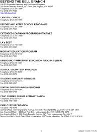 Lausd Guide To Offices Pdf Free Download